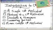 آموزش کدنویسی به زبان #C