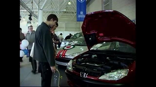 نمایش خودرو در قزاقستان