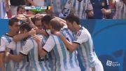 آرژانتین 1 - 0 بلژیک خلاصه