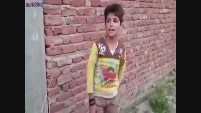 بچه آواز محلی کردی میخواند+فیلم کلیپ گلچین صفاسا