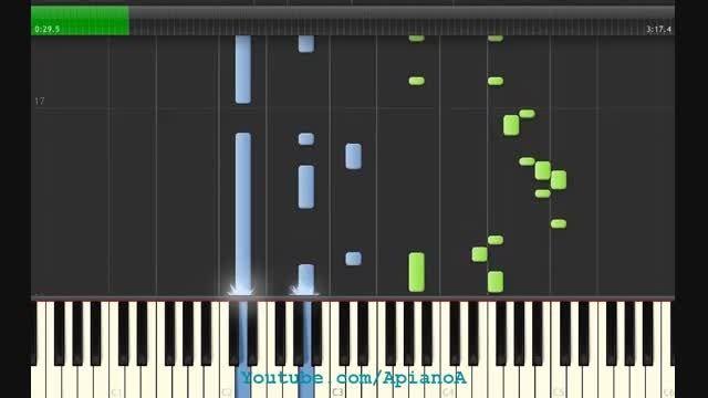 exo - Love me Right Piano Ver