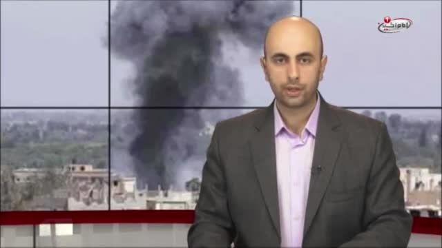 دو انفجار تروریستی در منطقه سیده زینب ( س ) دمشق