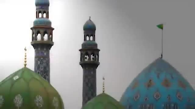 """نماهنگ بسیار زیبای """" مسجد"""" با صدای حامد زمانی"""
