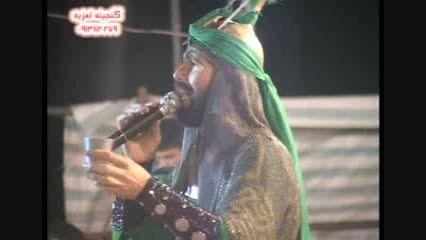 شاهکار سید علی حسینی و سید محسن هاشمی اجرا در حسن آباد