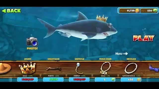 تریلر رسمی بازی Hungry Shark Evolution