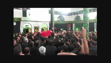 مداحی شب عاشورا 94 - علیرضا فلفلانی 2