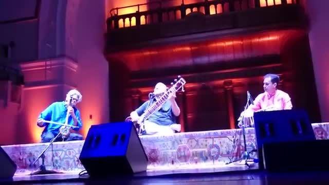 کیهان کلهر، شجاعت حسین خان و سندیپدس – کنسرت کدوگان هال