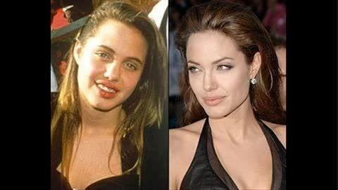بازیگران هالیوود بدون آرایش چگونه اند؟