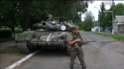 حمله خمپاره ای اوکراین به روسیه