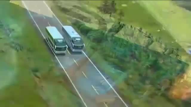 معرفی اتوبوس های فوق العاده جالب Marcopolo
