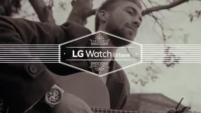 ساعت هوشمند ال جی Watch Urbane: داستان اول