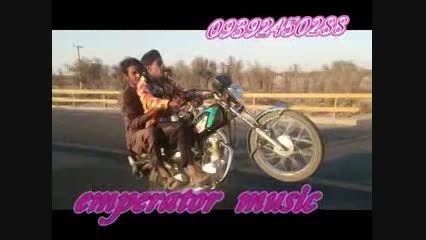 تک چرخ زدن با موتور
