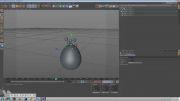آموزش ساخت حباب آتشین با برنامۀ Cinema4D.