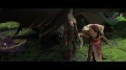 انیمیشن مربی اژدها 2 -HD-دوبله ی گلوری-پارت چهارم