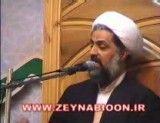 خواب فرزند شهید کافی (ره)- حاج محسن کافی
