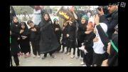 یا زهرا ماننسی حسینا-پیاده روی عظیم اربعین حسینی 2014