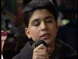خواننده ی نوجوان