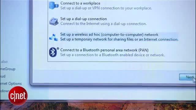 اتصال به اینترنت در موبایل از ویندوز 8