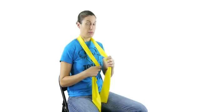 تمرینات تقویتی عضلات ناحیه گردن