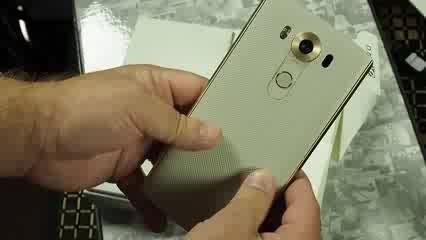 جعبه گشایی LG V10