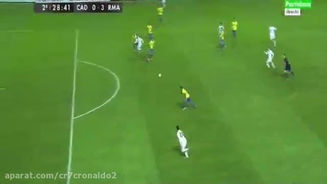 خلاصه بازی : رئال مادرید 3 - 1 کاردیز (کوپا دل ری)
