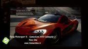 گیم پلی بازی : Forza Motorsport 5 - GamesCom 13 Gameplay 2