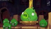انیمیشن سریالی پرندگان خشمگین|دوبله گلوری|۷۲۰p|قسمت 6