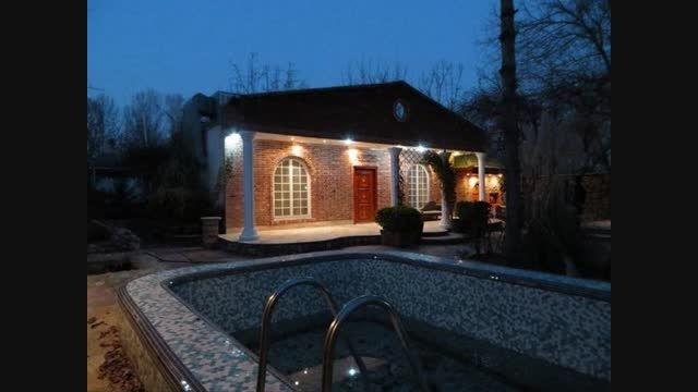 فروش 1000 متر باغ ویلا فوق اعاده لوکس در شهریار کد:177