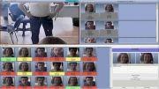 نرم افزار تشخیص چهره axxon