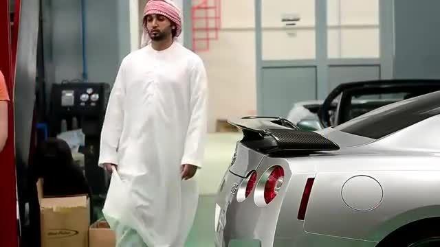 تعمیرگاه خودرو های سوپر اسپرت در دبی