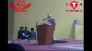ویدئو : سخنرانی اسبقیان به مناسبت میلاد امام رضا 93
