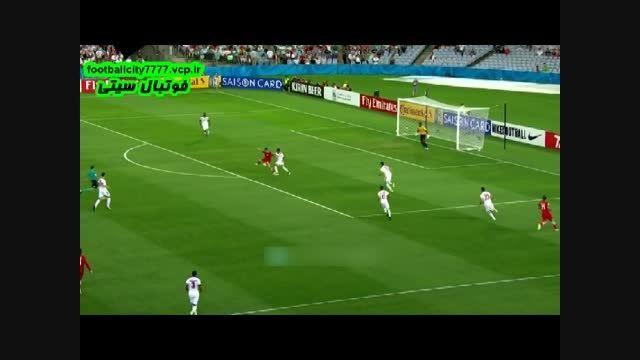 خلاصه بازی ایران 1 - 0 قطر (جام ملت های آسیا2015)
