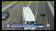 کنترل ترافیک با تغییر اندازه بزرگراه ها در لحظه