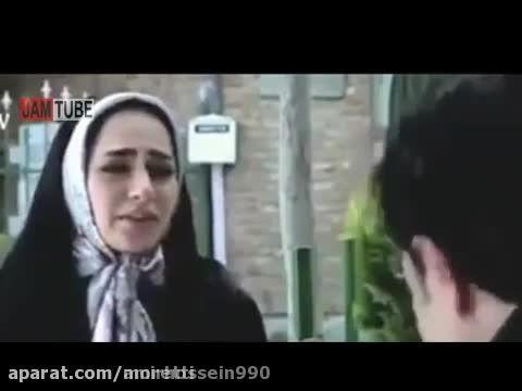 صحنه اونجوری تو سریال ایرانی (٢٢+)