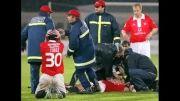 بازیکنانی که در زمین فوتبال جان باختند
