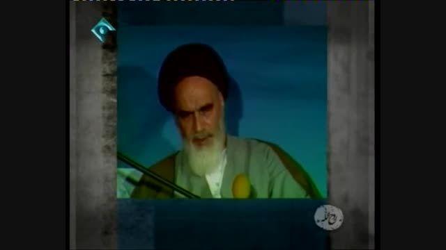 سخنان امام خمینی (ره) درباره ماه رمضان،شعبان و ائمه هدی