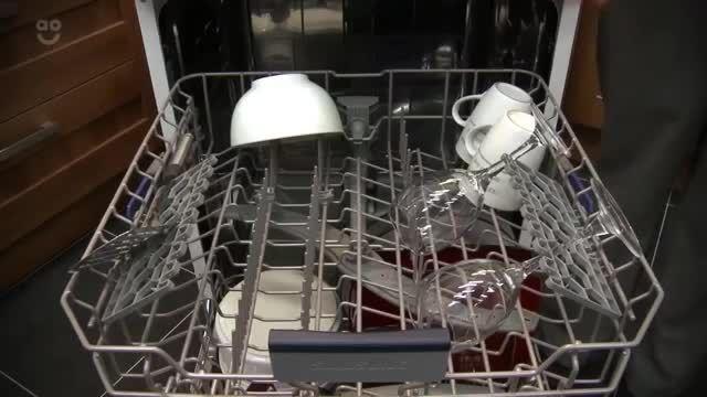 ماشین ظرفشویی سامسونگ 12 نفره   DW-FN320W