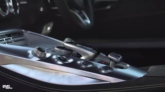 مروری بر مرسدس بنز AMG GT S