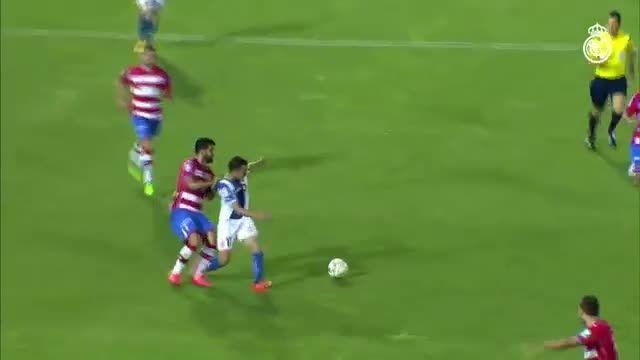 گل ها و حرکات لوکاس واسکز (بازیکن جدید رئال مادرید) - 2