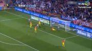 جزئیات و گل های بازی بارسلونا با گرانادا