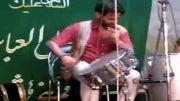 گروه موزیک تعزیه +هیات ابالفضل(ع)نوش آباد+وب محرم نوش آباد،کربلا