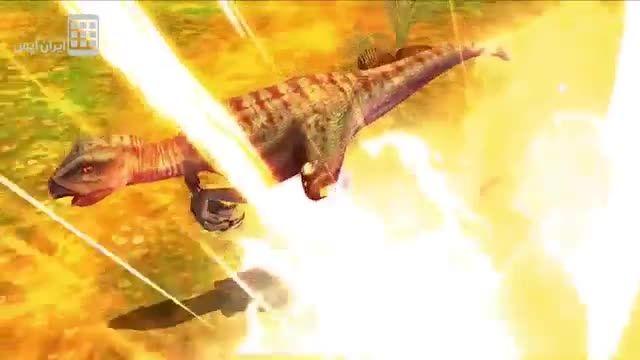 شکارچی دایناسور - سواحل مرگبار - DINO HUNTER: DEADLY SHORES