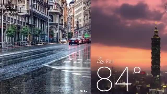 هواشناسی یاهو - Yahoo Weather
