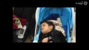 موکب تعمیر کالسکه کودکان - پیاده روی عظیم اربعین حسینی