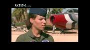خلبان زن F-16