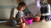 کودکان پناهنده سوری