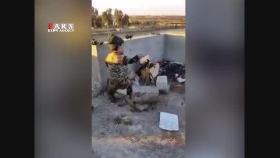 نیم کیلو باش، مرد باش / کوچک ترین رزمنده عراقی