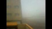 مه سنگین در کوه سهند(چم)
