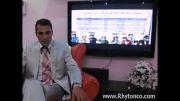رتبه بندی شبکه های اجتماعی توسط محمدعلی عاشوری | مشاوره IT