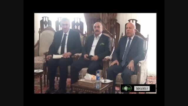 مهندس یاشار نیازی مترجم استاندار آذربایجان شرقی /فارسی1